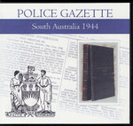 South Australian Police Gazette 1944
