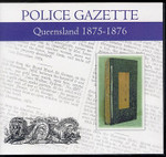Queensland Police Gazette 1875-1876