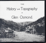 The History and Topography of Glen Osmond