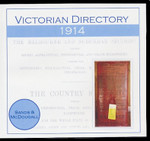 Victorian Directory 1914 (Sands and McDougall)
