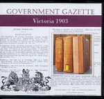 Victorian Government Gazette 1903