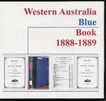 Western Australia Blue Book 1888-1889