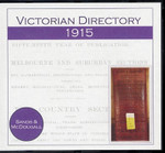 Victorian Directory 1915 (Sands and McDougall)