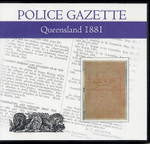 Queensland Police Gazette 1881