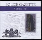 Victoria Police Gazette 1914