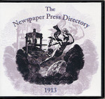 Newspaper Press Directory 1913
