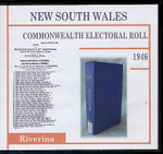 New South Wales Commonwealth Electoral 1946 Riverina 1