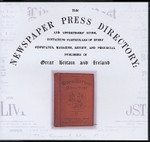 Newspaper Press Directory 1927