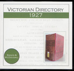 Victorian Directory 1927 (Sands and McDougall)