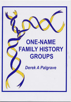 One-Name Family History Groups