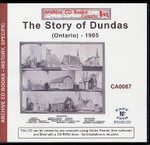 The Story of Dundas (Ontario) 1905