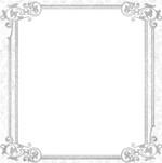 Creative Imaginations 12x12 Radiance Glitter Frame