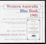 Western Australia Blue Book 1901