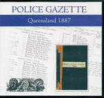 Queensland Police Gazette 1887