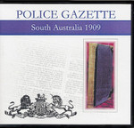 South Australian Police Gazette 1909