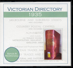Victorian Directory 1935 (Sands and McDougall)