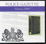 Victoria Police Gazette 1869