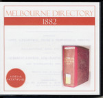 Melbourne Directory 1882 (Sands and McDougall)