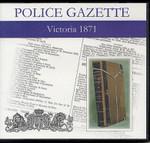 Victoria Police Gazette 1871