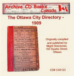 The Ottowa City Directory 1909