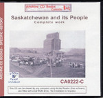 History of Saskatchewan and its People Set
