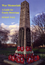 War Memorials: A Guide for Family Historians