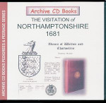 Visitation of Northamptonshire 1681