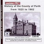 History of the County of Perth, Ontario, Canada from 1825 to 1902