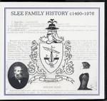 Slee Family History c1490-1976
