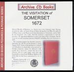 Visitation of Somerset 1672