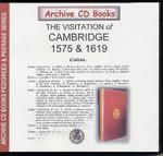 Visitation of Cambridge 1575 and 1619