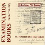 Settlement Examination Books 26-29 (1733-1737)