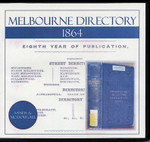 Melbourne Directory 1864 (Sands and McDougall)