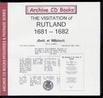 Visitation of Rutland 1681-1682