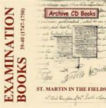 Settlement Examination Books 39-40 (1747-1750)