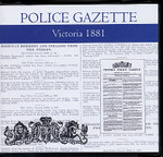 Victoria Police Gazette 1881