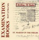 Settlement Examination Books 50-57 (1758-1769)
