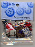Dress It Up Destination England Embellishments