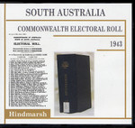 South Australia Commonwealth Electoral Roll 1943 Hindmarsh