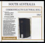 South Australia Commonwealth Electoral Roll 1943 Hindmarsh