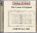 Cornwall 1861 Census
