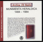 Munimenta Heraldica 1484-1984