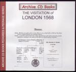 Visitation of London 1568