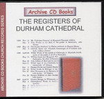 Durham Parish Registers: Durham Cathedral 1609-1895
