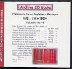 Wiltshire Phillimore Parish Registers (Marriages) Volumes 1-14