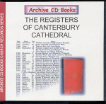 Kent Parish Registers: Canterbury Cathedral 1564-1878