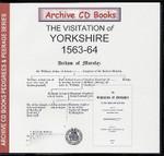 Visitation of Yorkshire 1563-64