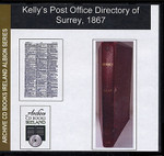Surrey 1867 Kelly's Post Office Directory