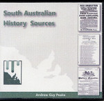 South Australian History Sources (CD)
