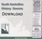 South Australian History Sources - download